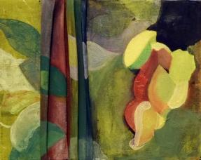 """""""Magnolias"""" Oil, 2011"""