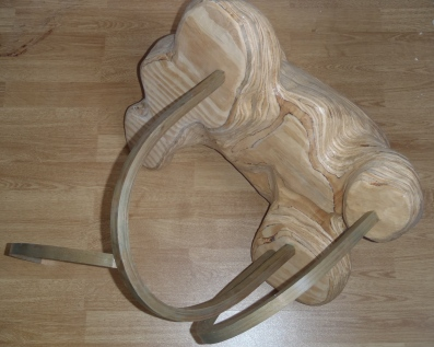 Untitled, Wood, 2010