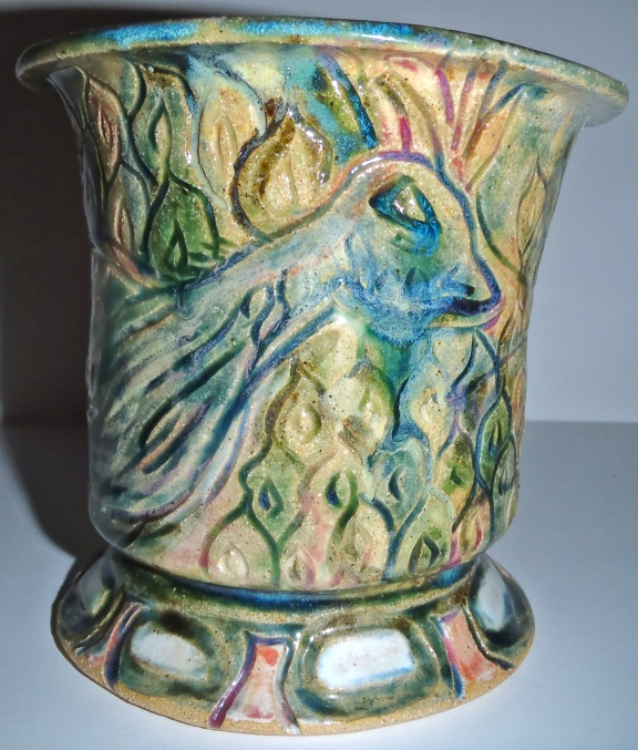 """Bird Planter"", 2012"